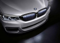 BMW 5 SERIES G30 2016- Решетки радиатора M Performance Iconic Glow